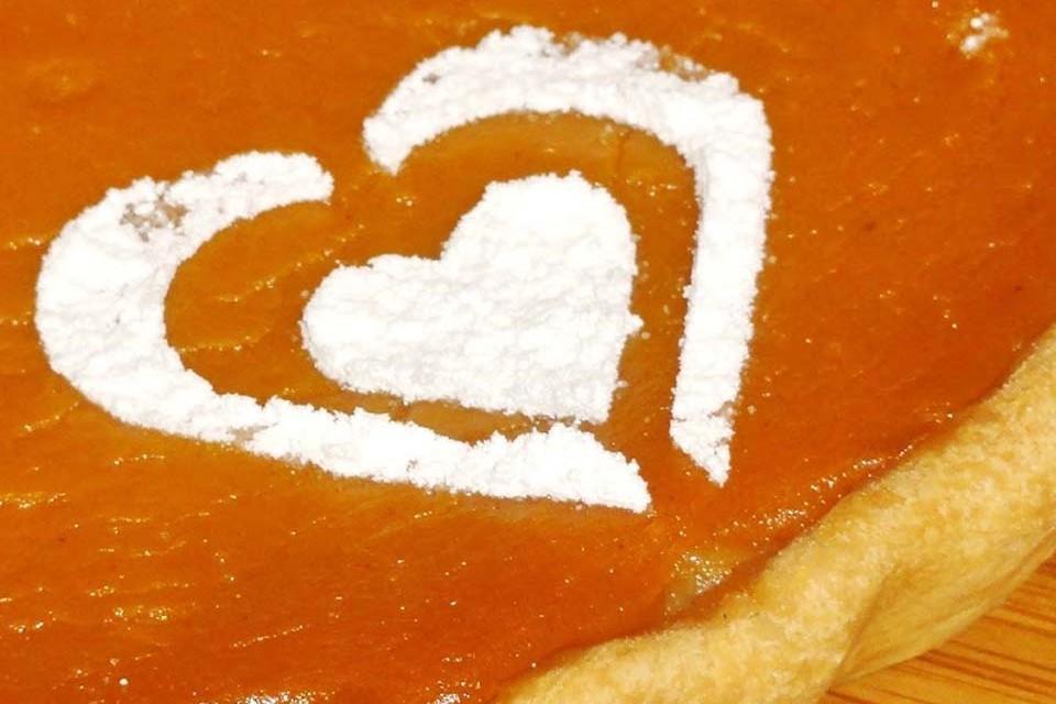 картинка апельсиновый пирог