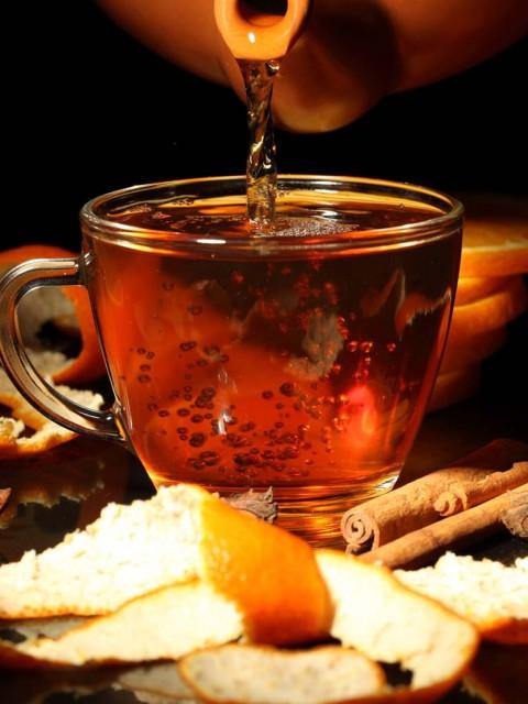 картинка виды чая