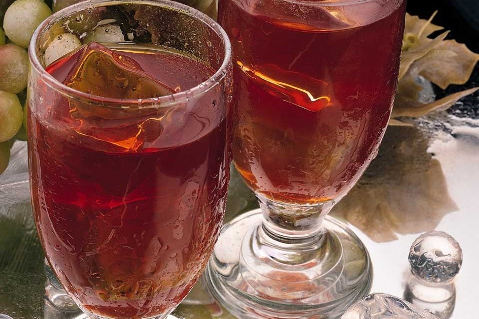 картинка виноградный сок