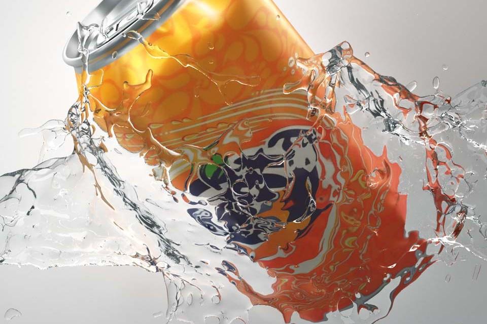 картинка газированные напитки