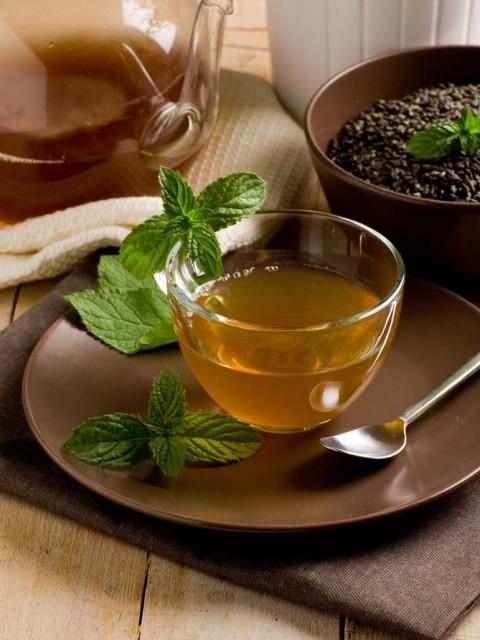 картинка чем полезен зеленый чай