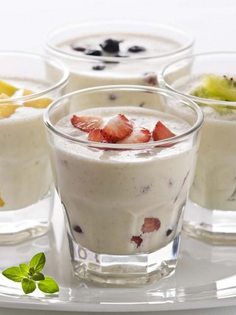картинка питьевой йогурт