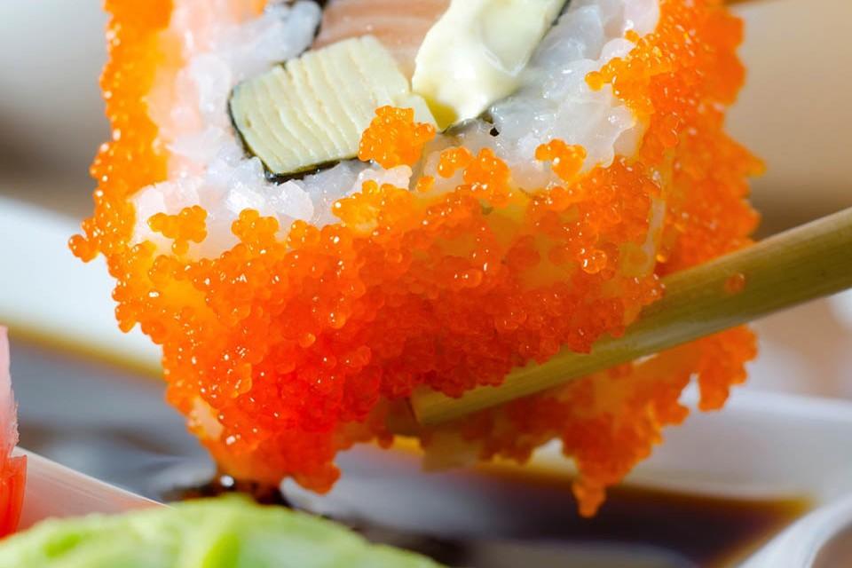 картинка как приготовить суши