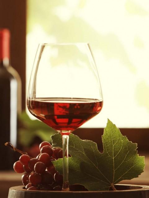 картинка красное вино