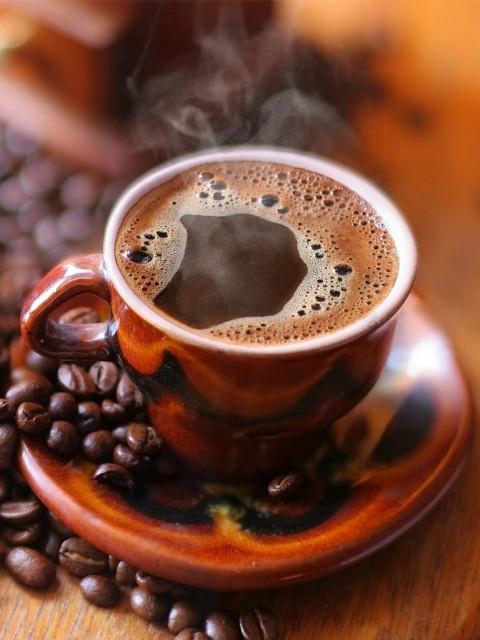 картинка польза кофе