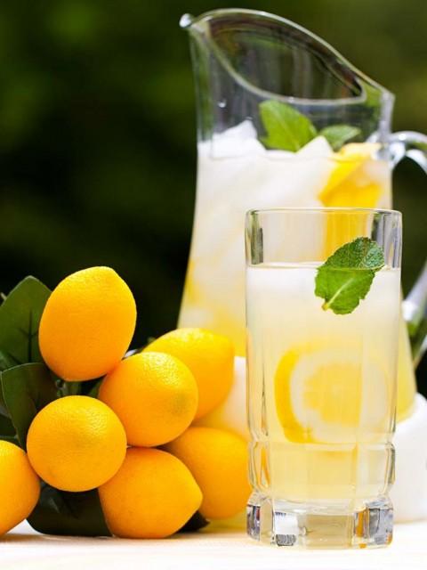 картинка домашний лимонад