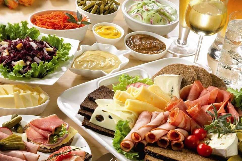 картинка домашние блюда