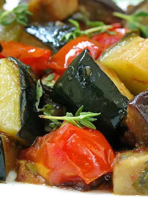 картинка блюда из баклажан