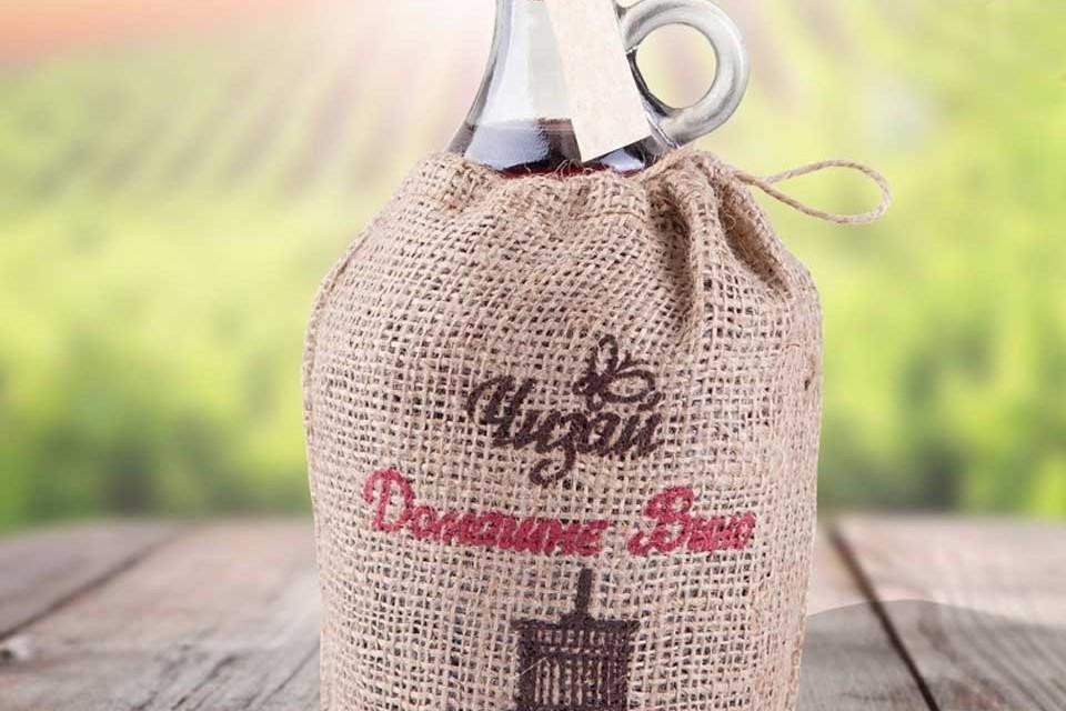 картинка как сделать домашнее вино