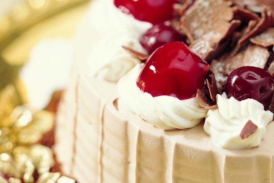 картинка рецепты тортов